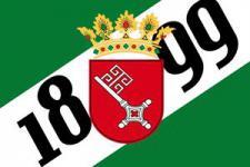 Flagge Fahne Bremen 1899 90 x 150 cm