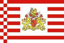 Flagge Fahne Bremen Flaggen Wappen 90 x 150 cm