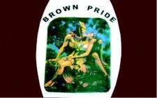 Flagge Fahne Brown Pride 90 x 150 cm