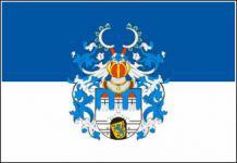 Flagge Fahne Celle Prachtwappen 90 x 150 cm