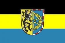 Flagge Fahne LK Erlangen Hoechstadt 90 x 150 cm