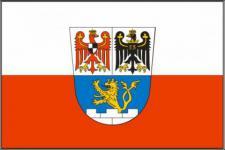 Flagge Fahne Erlangen 90 x 150 cm