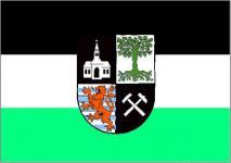Flagge Fahne Gelsenkirchen 90 x 150 cm