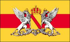 Flagge Fahne Großherzogtum Baden 90 x 150 cm