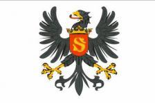 Flagge Fahne Herzogtum Preussen 90 x 150 cm