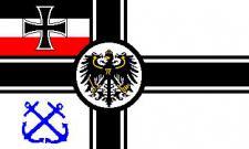Flagge Fahne Kaiserliche Marine Lotsen 90 x 150 cm