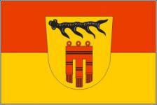 Flagge Fahne Landkreis Böblingen 90 x 150 cm