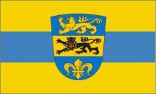 Flagge Fahne Landkreis Dillingen 90 x 150 cm