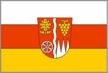 Flagge Fahne Landkreis Main-Spessart 90 x 150 cm