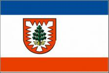 Flagge Fahne Landkreis Pinneberg 90 x 150 cm