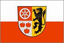 Flagge Fahne Landkreis Weimarer Land 90 x 150 cm