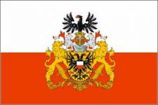 Flagge Fahne Lübeck großes Wappen 90 x 150 cm