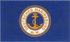 Flagge Fahne Deutscher Marinebund 90 x 150 cm