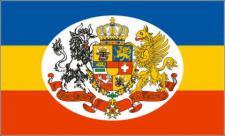 Flagge Fahne Mecklenburg-Schwerin 90 x 150 cm