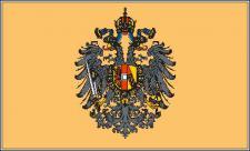 Flagge Fahne Österreich-Ungarn A. 1915 90 x 150 cm