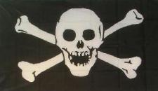 Flagge Fahne Pirat II 90 x 150 cm