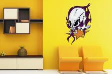 Wandtattoo Predator Skull Motiv Nr. 1