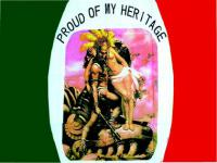 Flagge Fahne Proud of my Heritage 90 x 150 cm