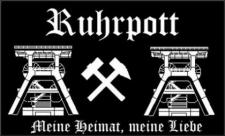 Flagge Fahne Ruhrpott 90 x 150 cm