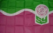 Flagge Fahne South Yorkshire 90 x 150 cm