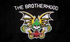 Flagge Fahne The Brotherhood 90 x 150 cm