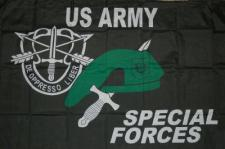 Flagge Fahne US Army Special Forces 90 x 150 cm