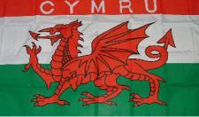 Flagge Fahne Wales CYMRU 90 x 150 cm