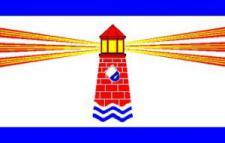 Flagge Fahne Westerland Sylt 90 x 150 cm