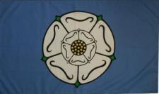 Flagge Fahne Yorksire 90 x 150 cm