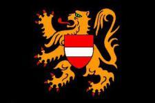 Flagge Fahne Flämish Brabant 90 x 150 cm