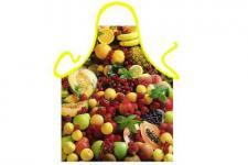 Schürze Früchte 56 x 73 cm