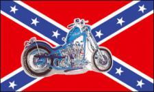 Flagge Fahne Südstaaten Motorrad 90 x 150 cm