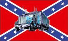 Flagge Fahne Südstaaten Truck 90 x 150 cm