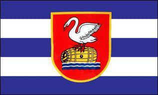 Flagge Fahne Tönning 90 x 150 cm - Vorschau