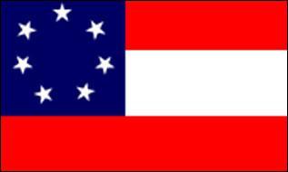 Flagge Fahne Stars & Bars 90 x 150 cm - Vorschau