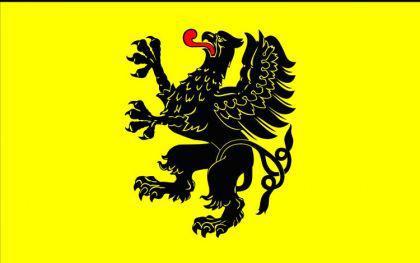 Flagge Fahne Woiwodschaft Pommern 90 x 150 cm