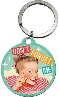 Schlüsselanhänger - Don't Forget Me