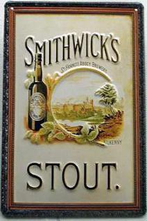 Smithwick's Stout Blechschild - Vorschau
