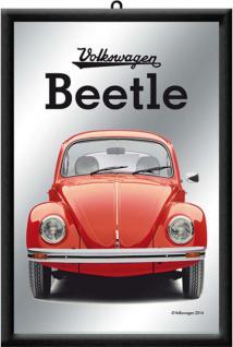 Spiegel - VW Beetle red