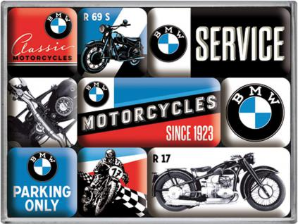 Magnet-Set - BMW Motorcycles