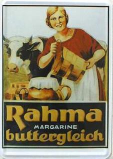 Blechpostkarte Rahma - Vorschau