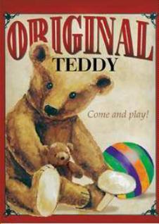 Magnet Original Teddy