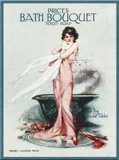 Magnet Bath Bouquet