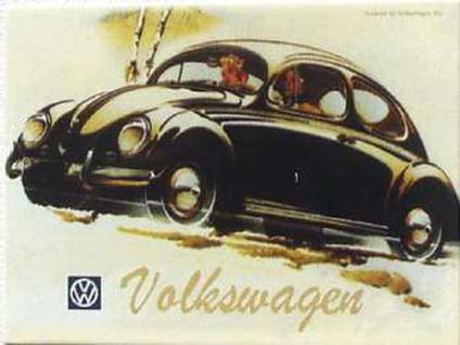 Magnet Volkswagen
