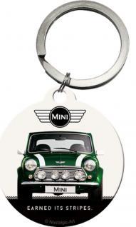 Schlüsselanhänger - Mini Cooper Green - Vorschau