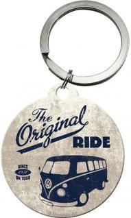 Schlüsselanhänger - VW Bulli The Original Ride - Vorschau