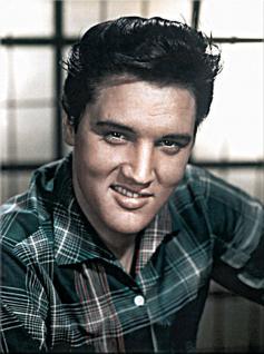 Magnet Elvis in Color - Vorschau