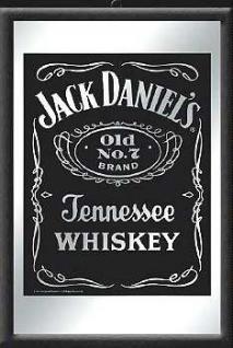 Jack Daniels Spiegel - black - Vorschau