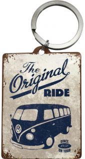 Schlüsselanhänger - VW Bulli The Original Ride