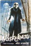 Nosferatu Blechschild